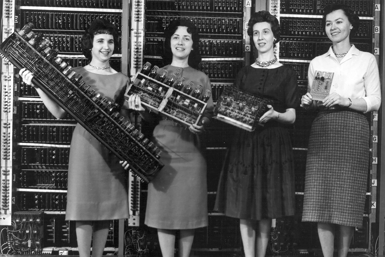Programadoras Do Eniac Confianti