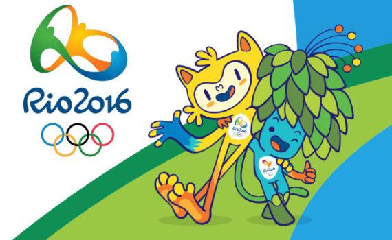 Mascotes Olímpicos Símbolos Olimpíadas Rio 2016